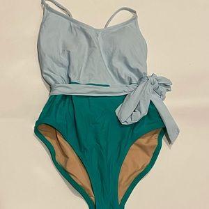 J. Crew one piece bathing suit